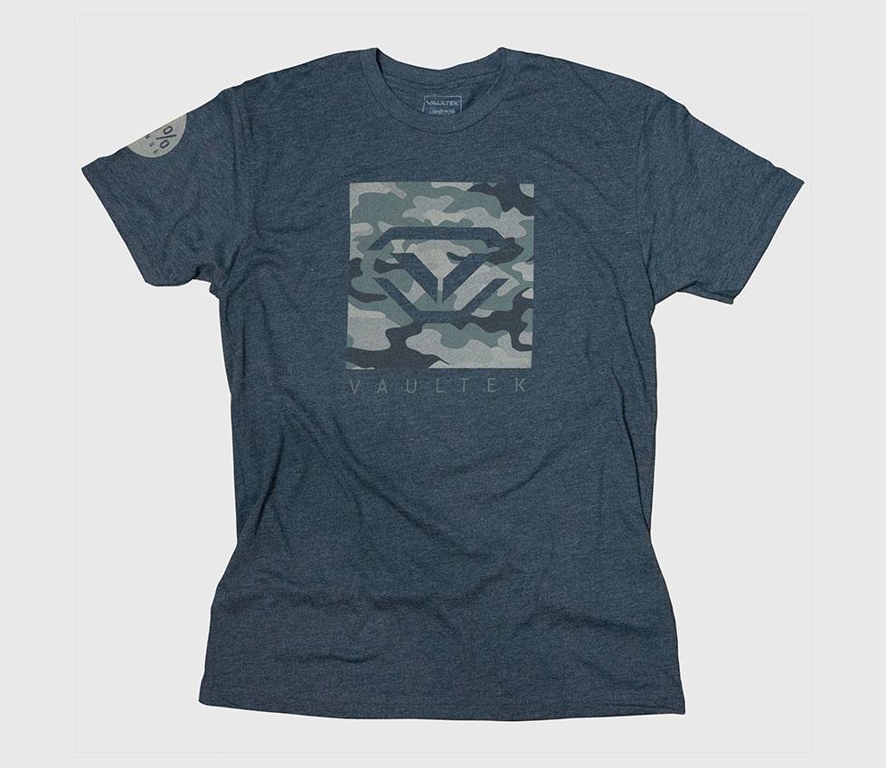 Camo Vee Shirt