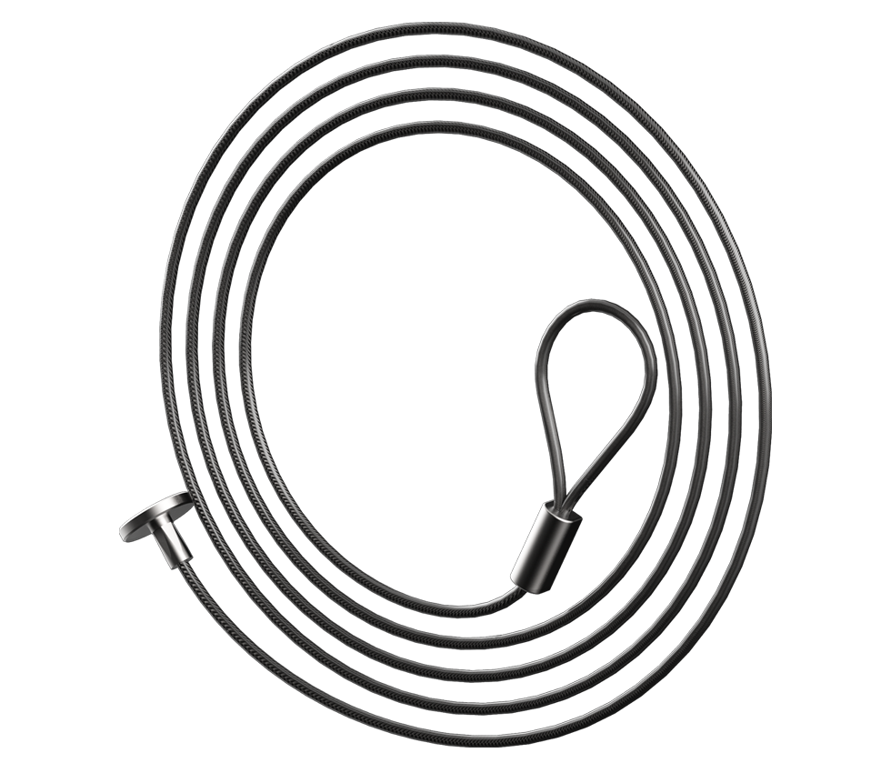 LifePod - 4' Tethering Cable