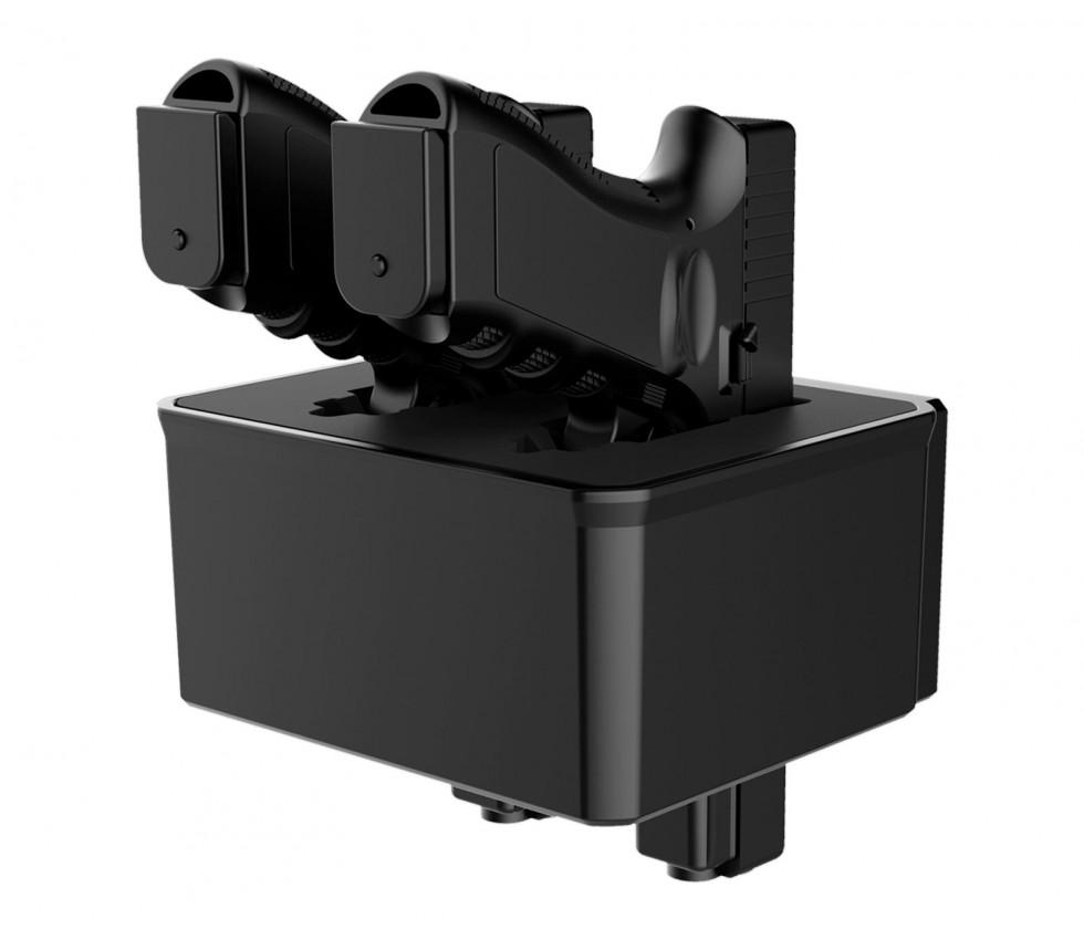 RS Series - Twin Pistol/AR Magazine Rack A