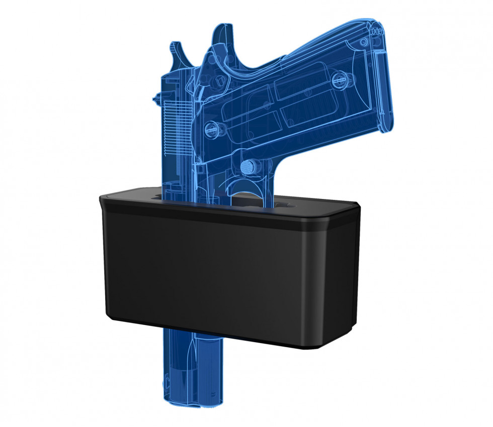 RS Series - Single Pistol Rack