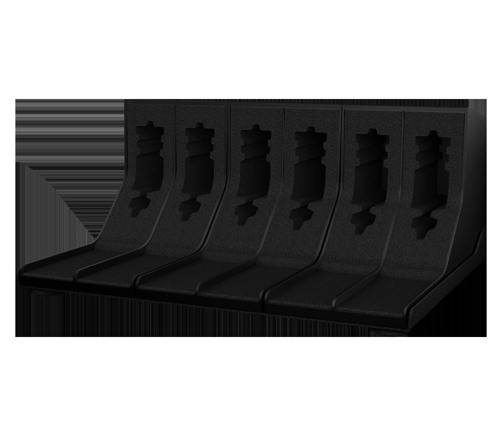 VPR6-N 6 Pistol Display Rack