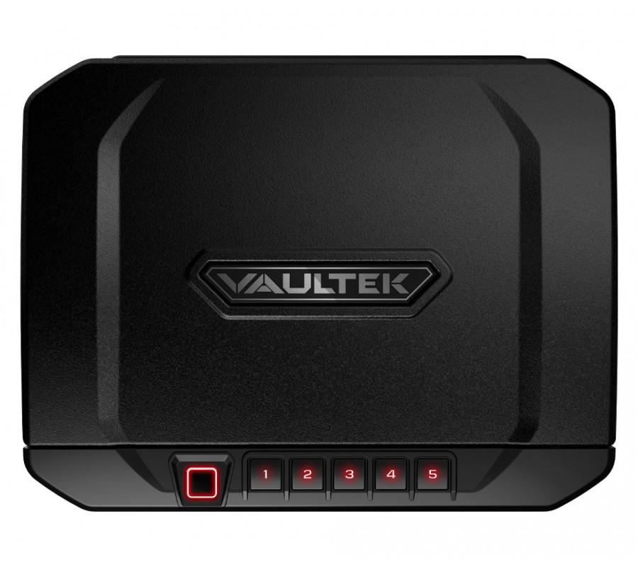 20 Series - VT20i - Bluetooth - Biometric (Covert Black)