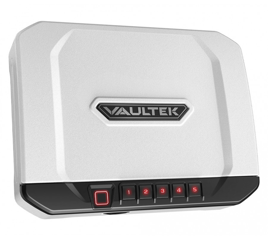 20 Series - VT20i - Bluetooth - Biometric (Alpine White)
