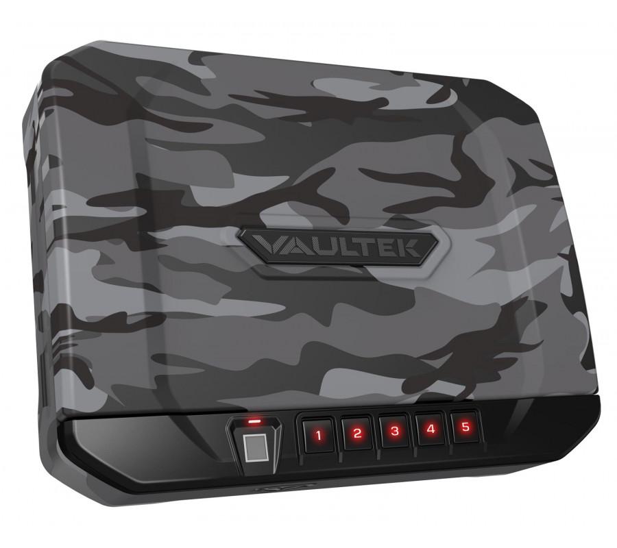 20 Series - Bluetooth - Biometric (Urban Camo)