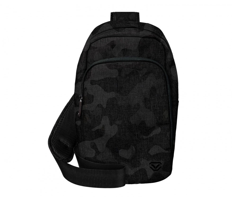LifePod SlingBag (Black Camo)