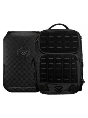 LifePod 2.0 (Covert Black) + Tactical SlingBag (Black)