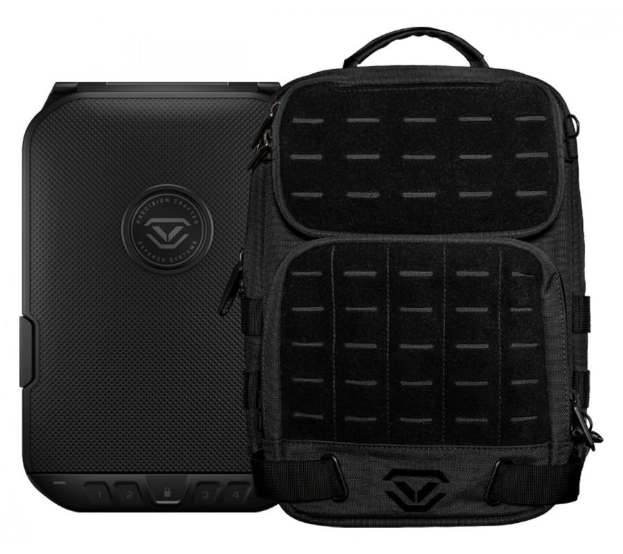 Refurbished - LifePod 2.0 (Covert Black) + Tactical SlingBag (Black)