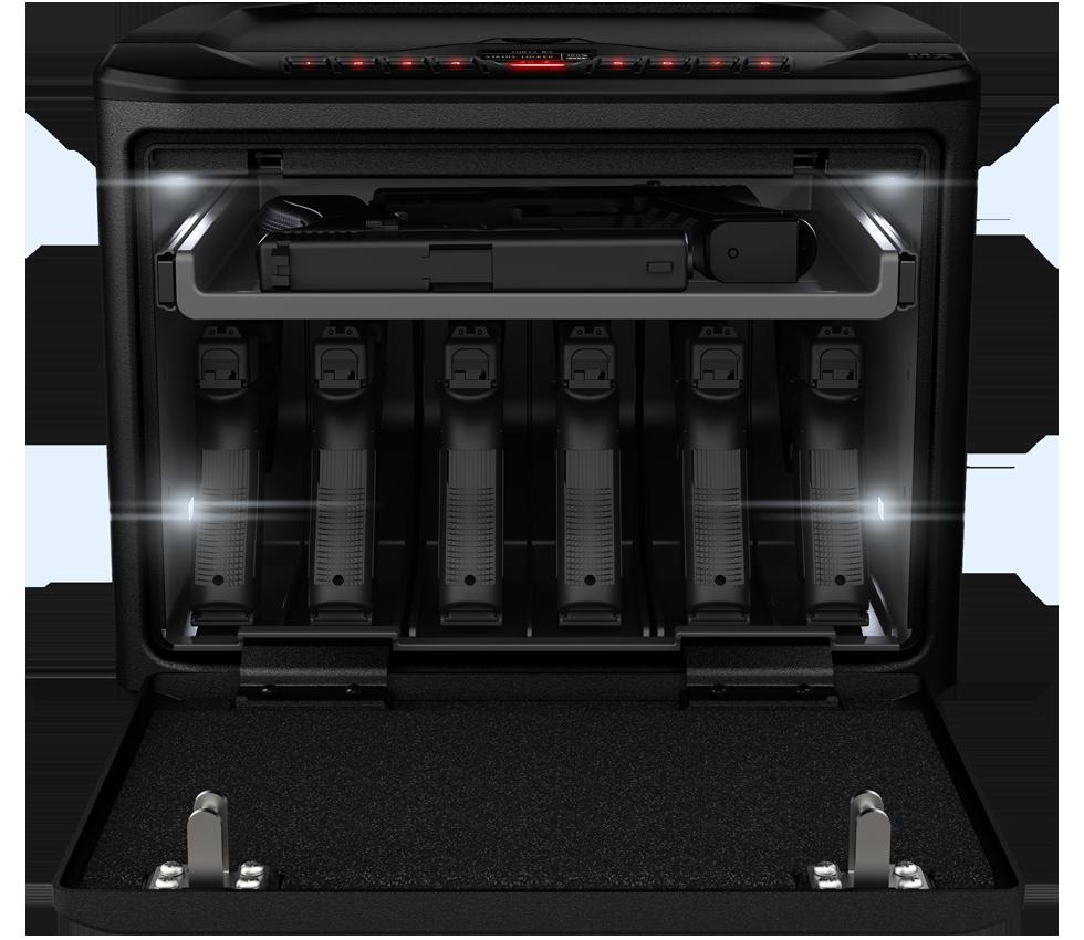 MX Series - NMX - Wi-Fi - Non-Biometric (Covert Black)