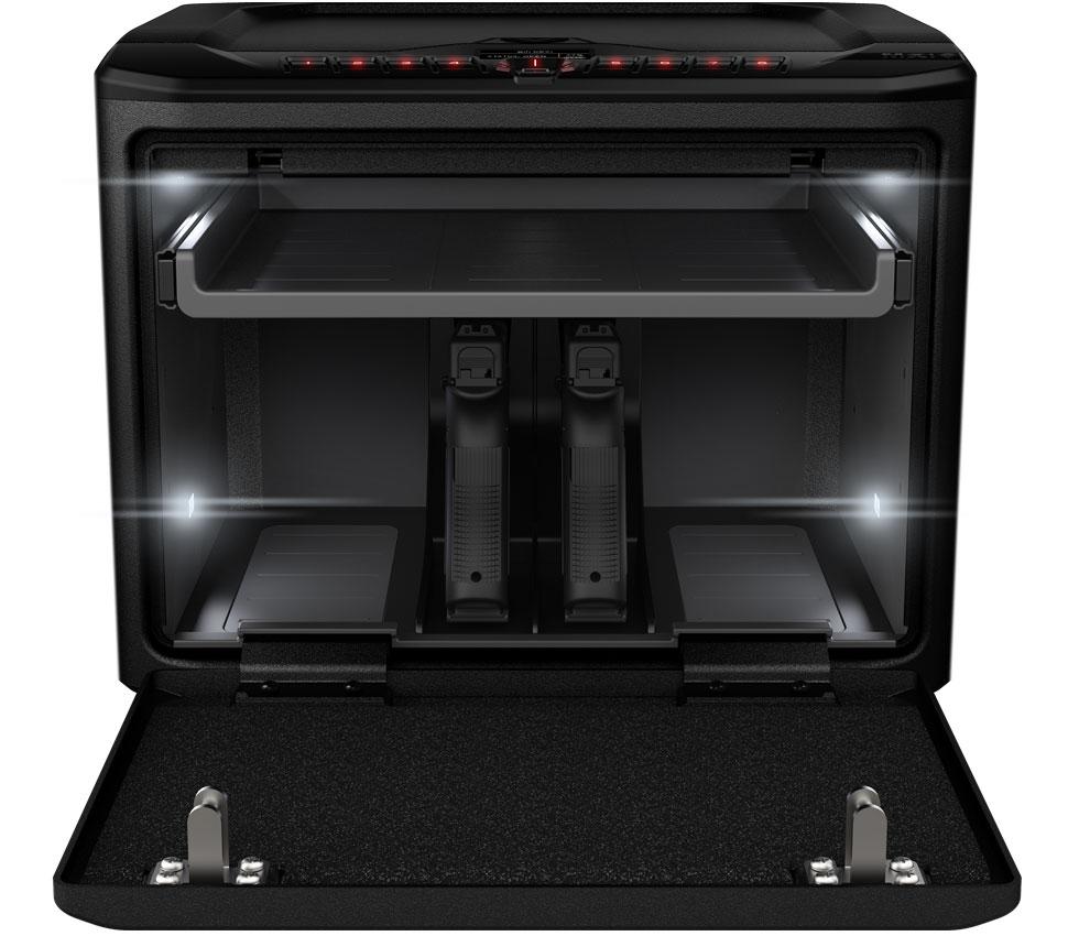 MX Series - NMXi - Wi-Fi - Biometric (Covert Black)