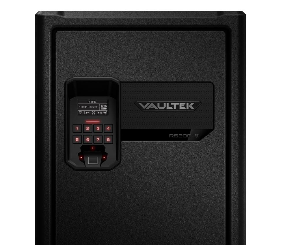 Refurbished - RS Series - RS200i - Wi-Fi - Biometric (Titanium Gray)