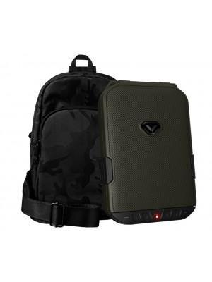 LifePod (Olive Drab) + SlingBag (Camo) TrekPack