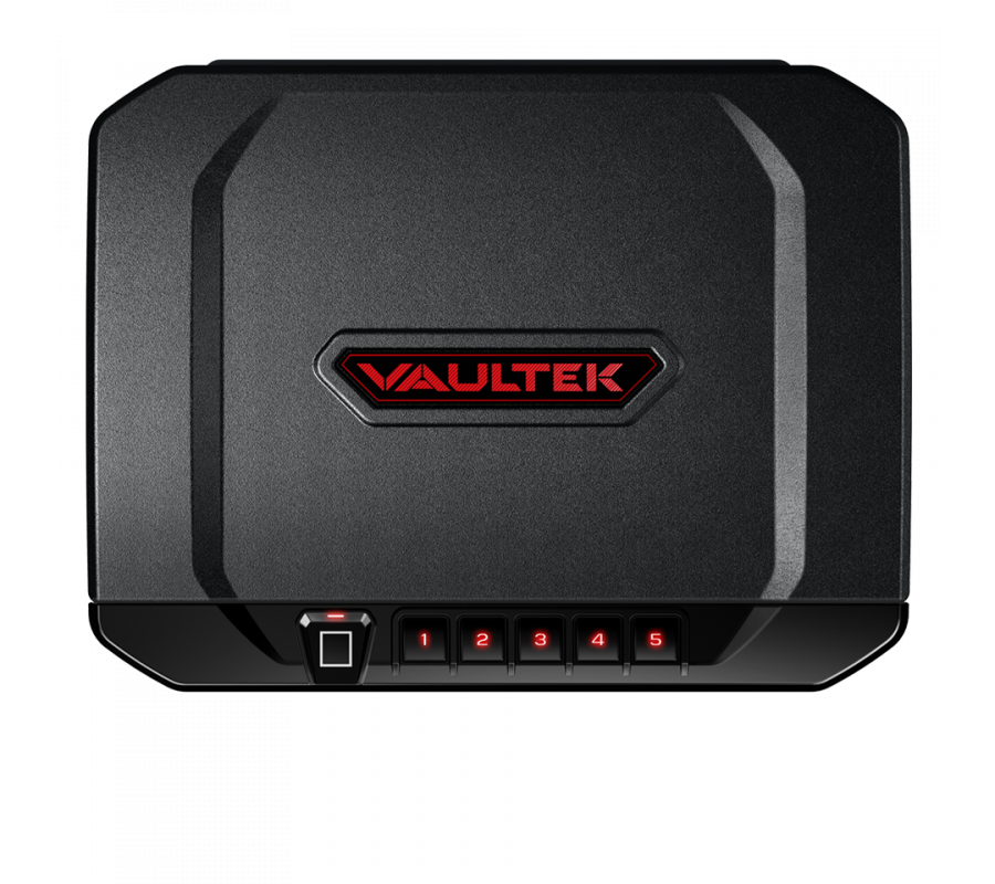 Refurbished - 20 Series - Bluetooth - Biometric (Covert Black)